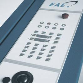 EAE remote adjustements with centralised EAE control console Desk 7