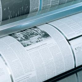 EAE Print Image for full automation of the press-press control of your newspaper printing press