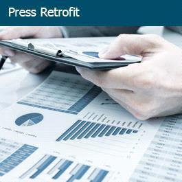 Press Retrofit - Tiefdrukmaschine